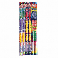 5 Ball Roman Candle (Assorted)